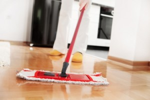 mopping-hardwood-floor