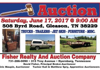 Absolute Auction: July 15th