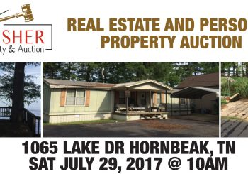 Absolute Auction: July 29th