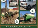 Annual Equipment Auction-2 Complete Sell Outs